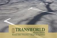 well established asphalt paving - 1