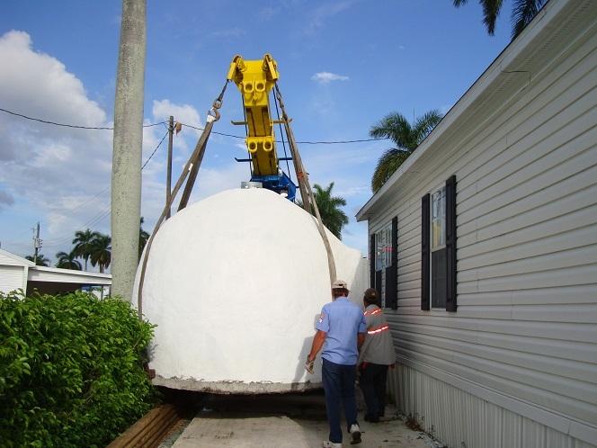portable bunker business florida - 10