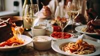 fine dining italian restaurant - 1