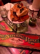 the stinking rose restaurant - 1