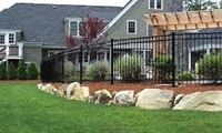 lawn fence biz bexar - 2