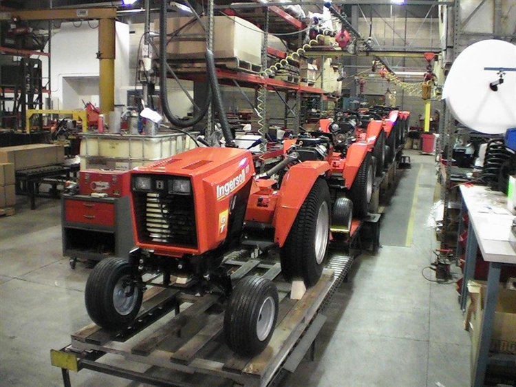 tractor manufacturing business maine - 5