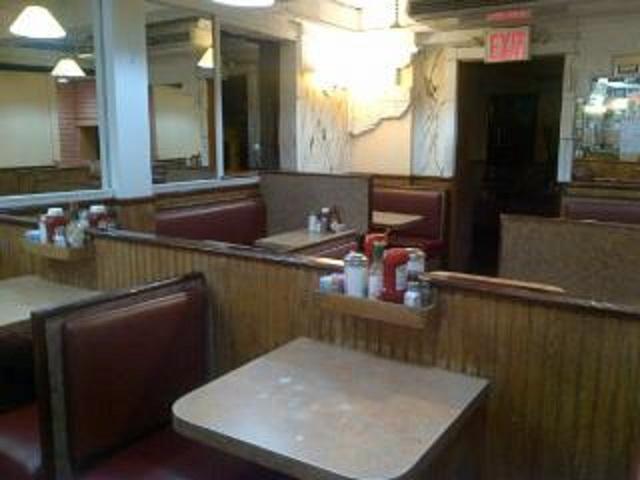 classic vintage diner new - 5